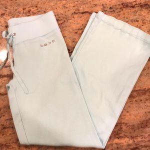 bebe Pants & Jumpsuits - Y2K Bebe logo cotton drawstring pants